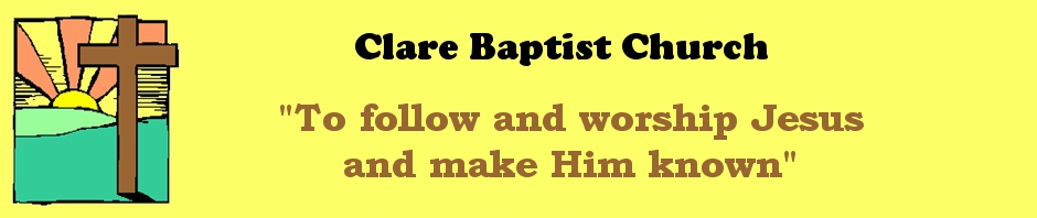 Clare Baptist Church
