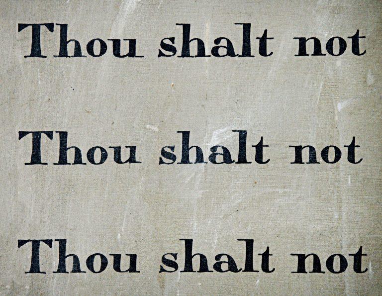 commandment-1431061_1920