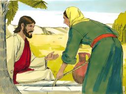 2020-02-02-am (John – Jesus Talks With a Samaritan Woman)
